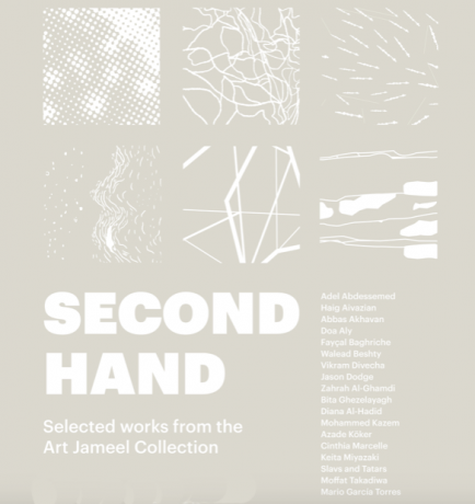 Moffat Takadiwa featured in 'Second Hand' - An Exhibition of Works from the Jameel Arts Centre Collection
