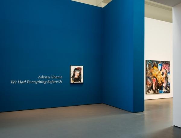 Adrian Ghenie: We Had Everything Before Us