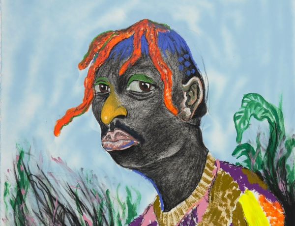 Simphiwe Ndzube in 'The Pearl'