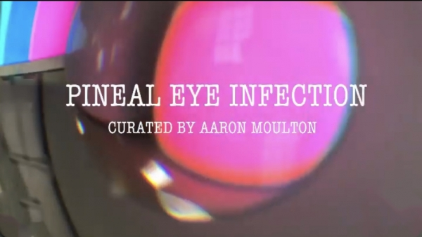 John Duncan, Hortensia Mi Kafchin, Simphiwe Ndzube, Jorge Peris, and Moffat Takadiwa featured in 'Pineal Eye Infection' curated by Aaron Moulton
