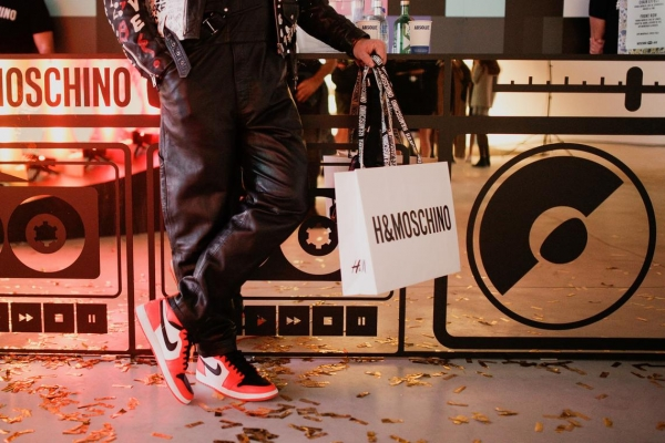 H&MOSCHINO Release at Galeria Nicodim, Bucharest