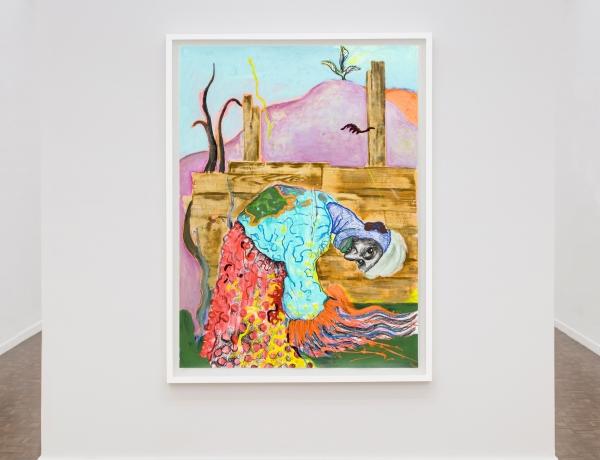 Simphiwe Ndzube: New Works on Paper