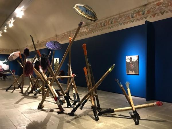 Simphiwe Ndzube in 'Crossing Night,' a Group Show to See in Oaxaca