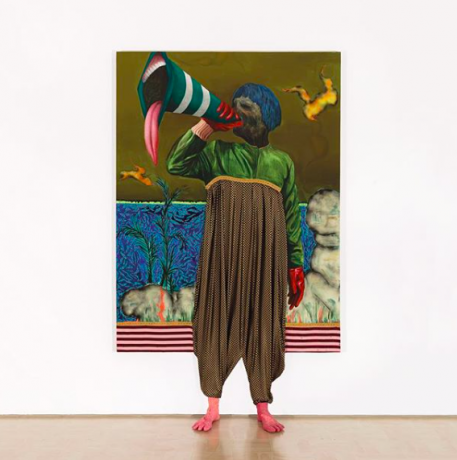 Simphiwe Ndzube' 'Uncharted Lands and Trackless Seas' opens Thursday, 24 January from 6-8pm at Stevenson, Cape Town