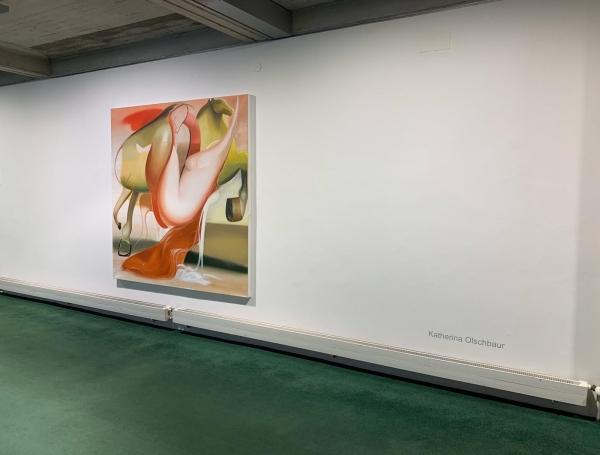 Katherina Olschbaur in Kardinal König Kunstpreis 2019