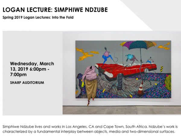 Simphiwe Ndzube Lecture at the Denver Art Museum
