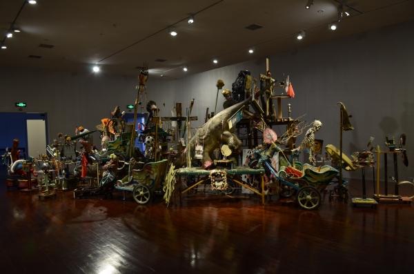 Tong Kunniao included in Shanghai's Yuz Museum's exhibition 'OverPop'