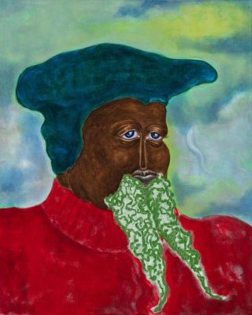 Simphiwe Ndzube in 'my whole body changed into something else'