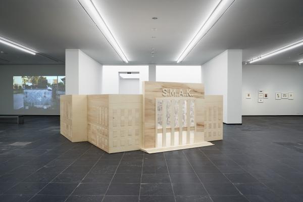S.M.A.K. presents a solo exhibition by Ciprian Mureşan for Europalia Romania