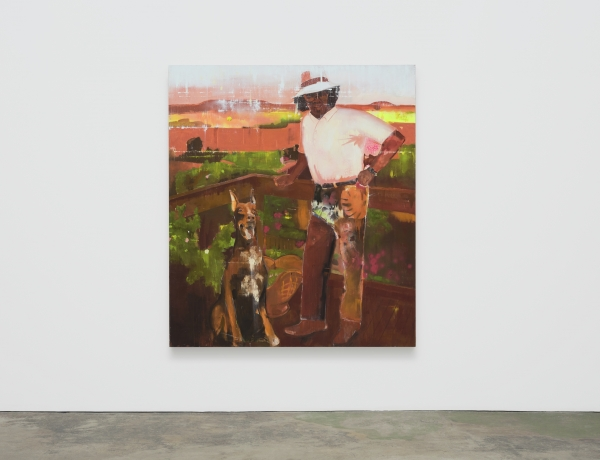 Devin B. Johnson at the Frieze New York 2021: Online Viewing Room