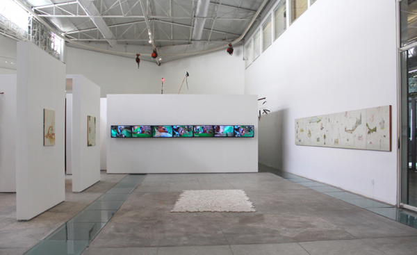Ciprian Muresan in 'End of Future' at La Tallera