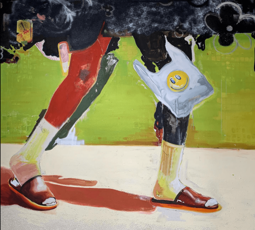 Devin B. Johnson: The Atmosphere of Certain Uncertainty at Residency Art Gallery