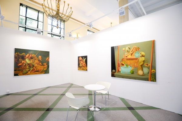 Nicodim Gallery Presents: Dominique Fung at ART021 in Shanghai