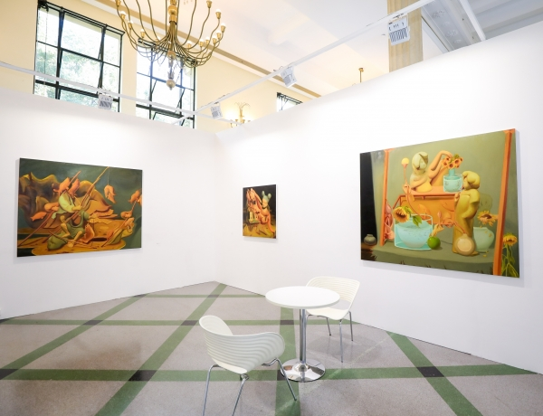 Nicodim Gallery Presents: Dominique Fung at ART021 in Shanghai
