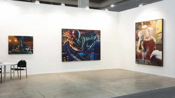 Nicodim Gallery Presents: Adrian Ghenie & Robert Yarber at ZONAMACO