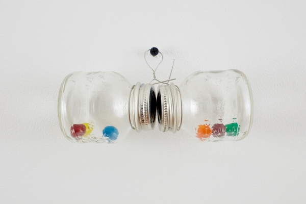 """Tony Feher in """"Doubles"""" at Hiram Butler Gallery"""