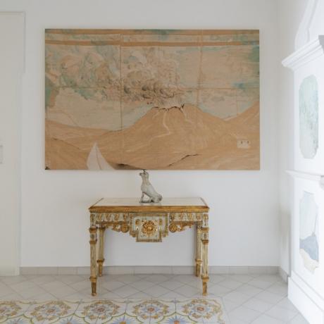 Caragh Thuring: Sirenuse Art Project, Positano