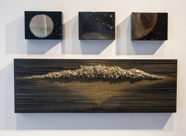 "Teresita Fernández in ""Visionary Aponte: Art & Black Freedom"" at Vanderbilt University Fine Arts Gallery"