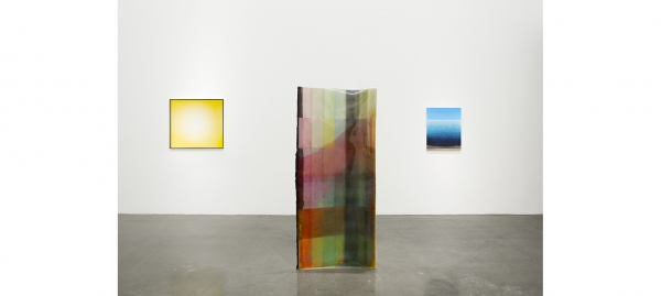 """Rob Reynolds in """"DOES IT MAKE A SOUND"""" at Ochi Gallery"""