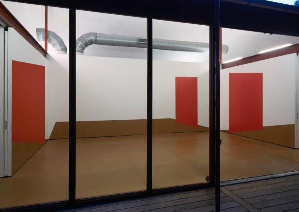 Kate Shepherd on view at Hiram Butler Gallery