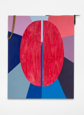 """""""Sarah Cain–Enter the Center"""" at the Tang Teaching Museum at Skidmore College"""