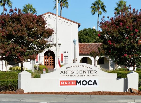 """Erica Deeman in """"Justice"""" at Marin MoCA"""