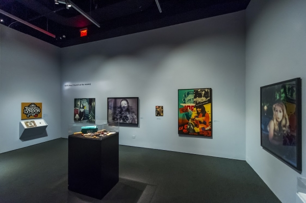Kristen Morgin at the Museum of the Moving Image