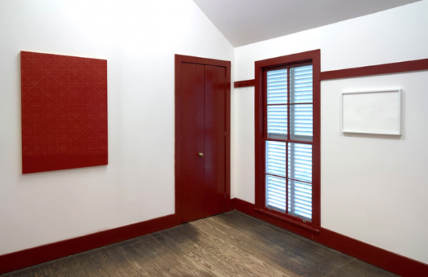 """Kate Shepherd in""""Four Artists Four Rooms"""" at Hiram Butler Gallery"""