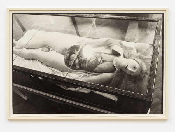 """Zoe Leonard in """"True Stories. A Show Related to an Era- The Eighties: Part I"""" at Galerie Max Hetzler"""