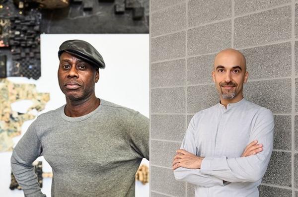 Artist Talk: Leonardo Drew with Amin Alsaden