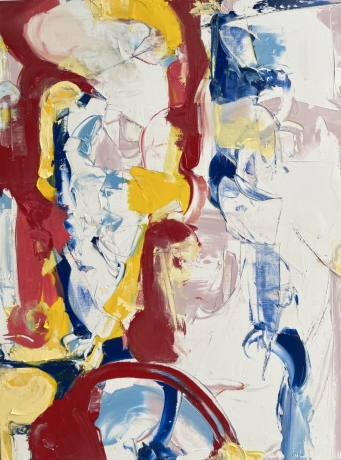 """Richard Hoblock in """"A New Day"""" at Tufenkian Fine Arts"""