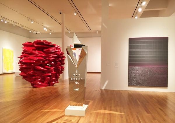 Teresita Fernández at Princeton University Art Museum