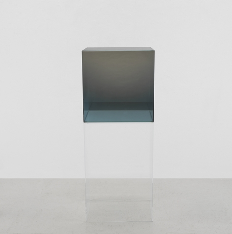 """Larry Bell included in """"Alma Thomas: The Light of the Whole Universe"""" at Smith College Museum of Art"""