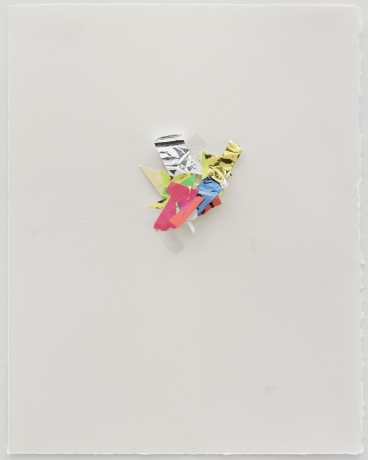 """Jim Hodges in """"Seeing Things as They Really Are: Three-dimensional Paperworks"""" at Dieu Donné, New York"""