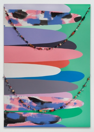 """Sarah Cain in """"Take Up Space"""" at the Pizzuti Collection"""