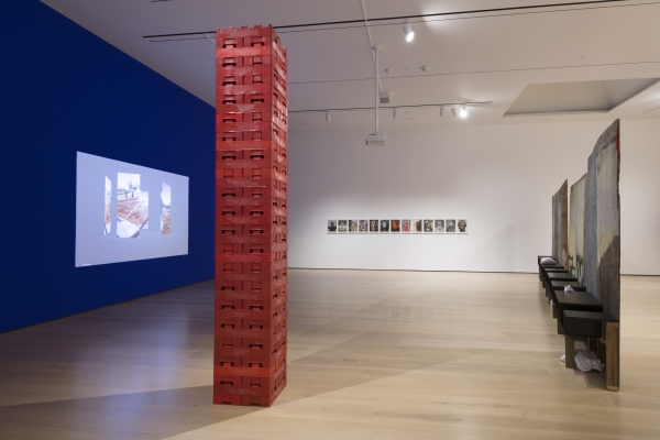 """Tony Feher included in the exhibition """"Celebration of Our Enemies: Selections from the Hammer Contemporary Collection"""" at the Hammer Museum, Los Angeles"""