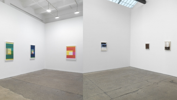 """Leonardo Drew and Kate Shepherd in """"New Prints and Editions"""" at Galerie Lelong, New York"""
