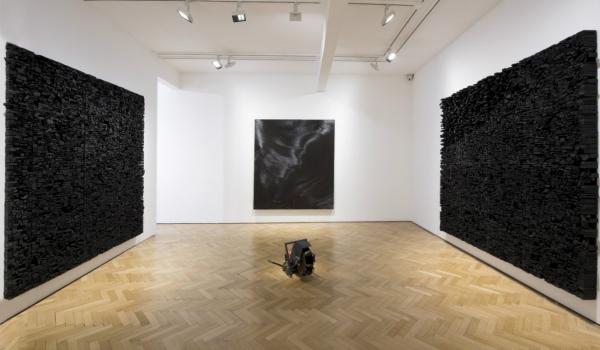 """Leonardo Drew in """"Continuum"""" at Vigo Gallery"""