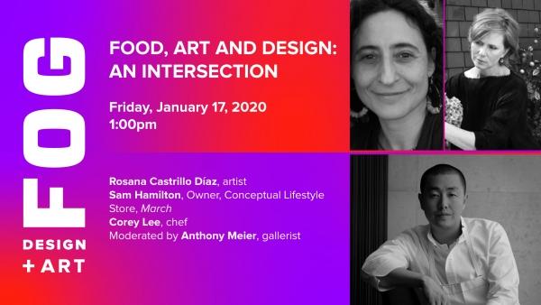 Artist Talk: Rosana Castrillo Díaz in conversation with Sam Hamilton and Corey Lee