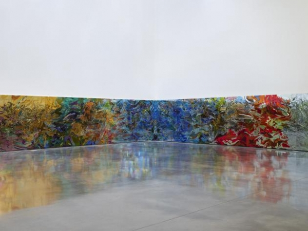 Jim Hodges: I dreamed a world and called it Love, at Gladstone Gallery