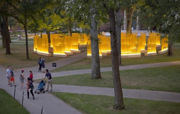 Artist Talk: Teresita Fernández at Harvard University Art Museums