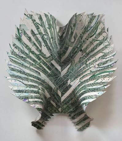 "Tam Van Tran in ""CARBON"" at Fellows of Contemporary Art"