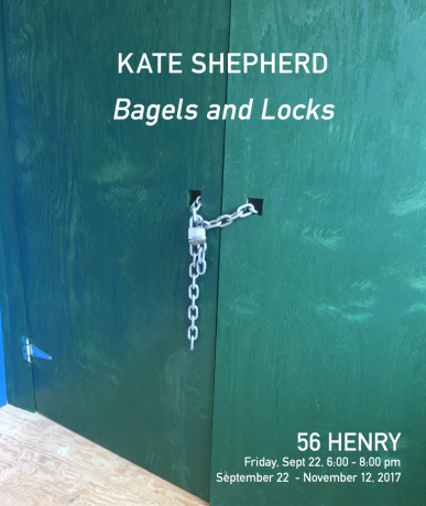 Kate Shepherd at 56 HENRY