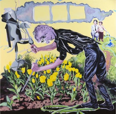 Rafael Yaluff: Prayers at Corkin Gallery