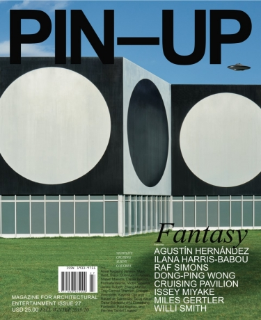 PIN UP Magazine featuring Miles Gertler