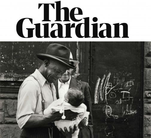 Helen Levitt - Five Decades featured in the Guardian