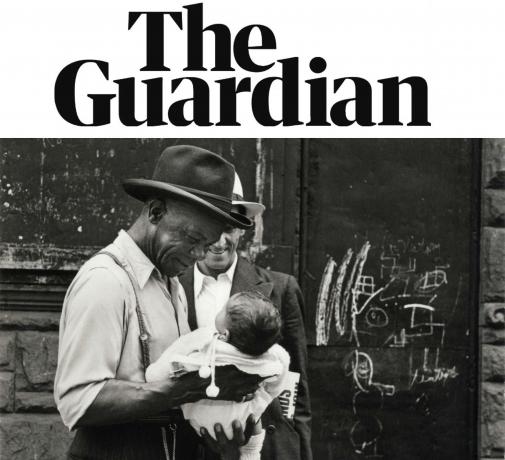 Helen Levitt - Five Decades featured in the Guardian