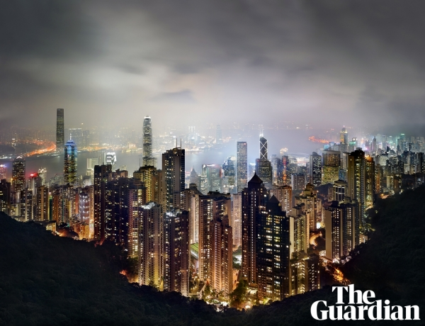 Luca Campigotto featured in the Guardian