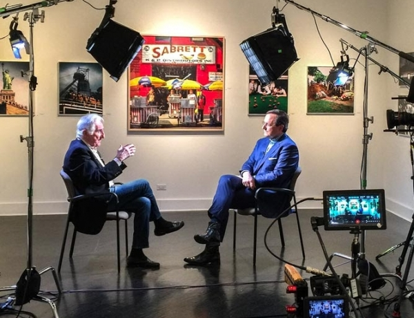 Neal Slavin interviewed by CBS This Morning