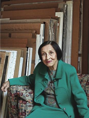 Françoise Gilot in New York Magazine